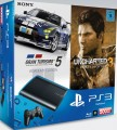 PS3 - Sony PS3 500GB + Uncharted 3 - Game of the Year Edition +GT5 Academy Edition (NEU & OVP)