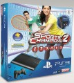 PS3 - Sony PS3 500GB Sports Champ2 (StartP) + PSN PLUS 30 Tage + 30 Tage Maxdome 22.01.2013 (NEU & OVP)