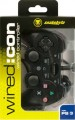 PS3 - PS3 Controller wired:con black [Snakebyte] (NEU & OVP)