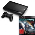 PS3 - Sony 500GB + Metal Gear Rising (NEU & OVP) USK18