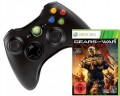 Xbox 360 - Xbox 360 Wireless Controller + Gears of War: Judgment (NEU & OVP) USK18