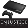 PS3 - Sony 500GB + Injustice (Papersleeve) Model 4004 (NEU & OVP)