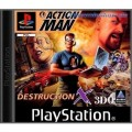 Playstation 1 - Action Man 2 - Destruction X (mit OVP) (gebraucht)
