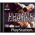 Playstation 1 - Ultimate Fighting Championship (mit OVP) (gebraucht)