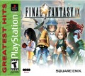 Playstation 1 - Final Fantasy IX (US-Import) (NEU & OVP)
