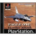 Playstation 1 - Eagle One - Harrier Attack (mit OVP) (gebraucht)