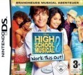 Nintendo DS - High School Musical 2 - Work This out (NEU & OVP)