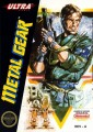 NES - Metal Gear (US Import) (Modul) (gebraucht)