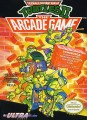 NES - Teenage Mutant Ninja Turtles 2: The Arcade Game (US Import) (Modul) (gebraucht)