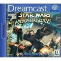 Dreamcast - Star Wars Episode 1 Jedi Power Battles (mit OVP) (gebraucht)