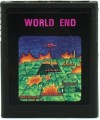 Atari 2600 - World End (Modul) (gebraucht)