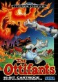 Mega Drive - The Ottifants (Modul) (gebraucht)