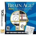 Nintendo DS - Brain Age 2 More Training In Minutes A Day (mit OVP) (gebraucht)