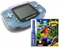 GameBoy Advance - Konsole + Crash Bandicoot XS (Modul) (gebraucht)