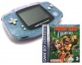 GameBoy Advance - Konsole + Donkey Kong Country 1 (Modul) (gebraucht)