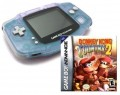 GameBoy Advance - Konsole + Donkey Kong Country 2 (gebraucht)
