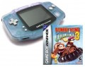 GameBoy Advance - Konsole + Donkey Kong Country 3 (gebraucht)