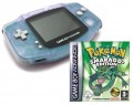 GameBoy Advance - Konsole + Pokemon Smaragd Edition (Modul) (gebraucht)