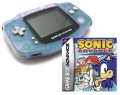GameBoy Advance - Konsole + Sonic Advance 1 (Modul) (gebraucht)