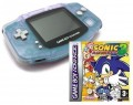 GameBoy Advance - Konsole + Sonic Advance 3 (Modul) (gebraucht)
