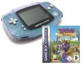 GameBoy Advance - Konsole + Spryo Adventure (Modul) (gebraucht)