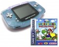 GameBoy Advance - Konsole + Super Mario Advance 2 (Modul) (gebraucht)