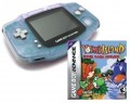 GameBoy Advance - Konsole + Super Mario Advance 3 (Modul) (gebraucht)