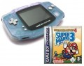 GameBoy Advance - Konsole + Super Mario Advance 4 (Modul) (gebraucht)