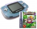 GameBoy Advance - Konsole + Wario Land 4 (Modul) (gebraucht)