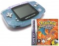 GameBoy Advance - Konsole + Pokemon Feuerrote Edition (gebraucht)