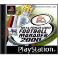 Playstation 1 - Football Manager 2000 - The F.A. Premier League (mit OVP) (gebraucht)