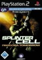 Playstation 2 - Tom Clancy`s Splinter Cell - Pandora Tomorrow (mit OVP) (gebraucht)