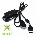 Xbox - Original Advanced Scart Kabel (gebraucht) X08-25275