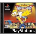 Playstation 1 - The Simpsons Wrestling (mit OVP) (gebraucht)