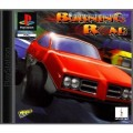 Playstation 1 - Burning Road (mit OVP) (gebraucht)