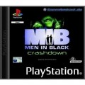 Playstation 1 - Men in Black: The Series - Crashdown (mit OVP) (gebraucht)
