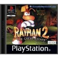 Playstation 1 - Rayman 2 - The Great Escape (mit OVP) (gebraucht)