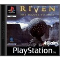 Playstation 1 - Riven - The Sequel to Myst (mit OVP) (gebraucht)