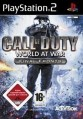 Playstation 2 - Call of Duty: World at War (mit OVP) (gebraucht) USK18