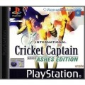 Playstation 1 - Cricket Captain Ashes (mit OVP) (gebraucht)