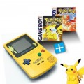 GameBoy Color - Konsole #Pokemon Edition + Pokemon Editionen Gelb & Rot (gebraucht)