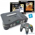 N64 - Konsole (inkl. Shadows of the Empire & Rogue Squadron, Controller & Zubehör) (gebraucht)
