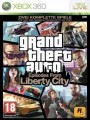 Xbox 360 - Grand Theft Auto: Episodes from Liberty City (mit OVP) (gebraucht) USK18
