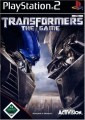 Playstation 2 - Transformers - The Game (mit OVP) (gebraucht)
