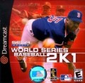Dreamcast - World Series Baseball 2K1 (US-Import) (NEU & OVP)