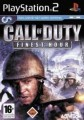 Playstation 2 - Call of Duty - Finest Hour (mit OVP) (gebraucht) USK18
