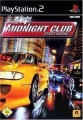 Playstation 2 - Midnight Club: Street Racing (mit OVP) (gebraucht)