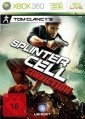 Xbox 360 - Tom Clancy's Splinter Cell: Conviction (mit OVP) (gebraucht) USK18