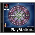 Playstation 1 - Who Wants to Be A Millionaire (nur CD) (gebraucht)