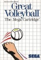 Master System - Great Volleyball (Modul) (gebraucht)